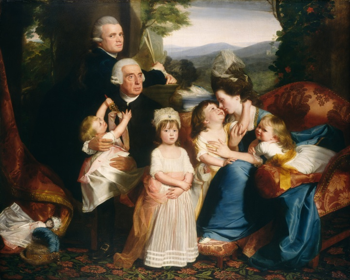 john_singleton_copley_-_the_copley_family_-_google_art_project