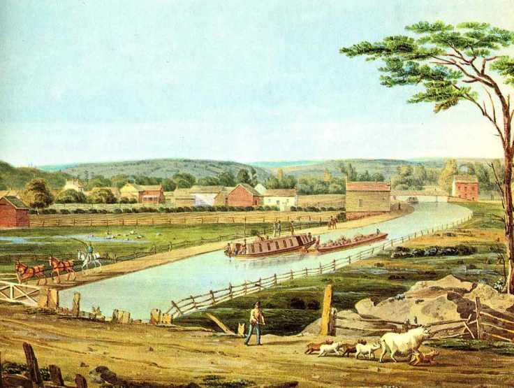 erie-canal-john-wm-hill-painting-1829