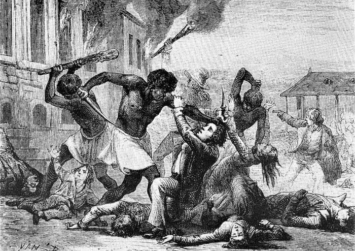 Nat Turner's Rebellion – Last Best Hope of Earth