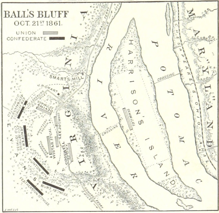 battle_of_ball27s_bluff_map