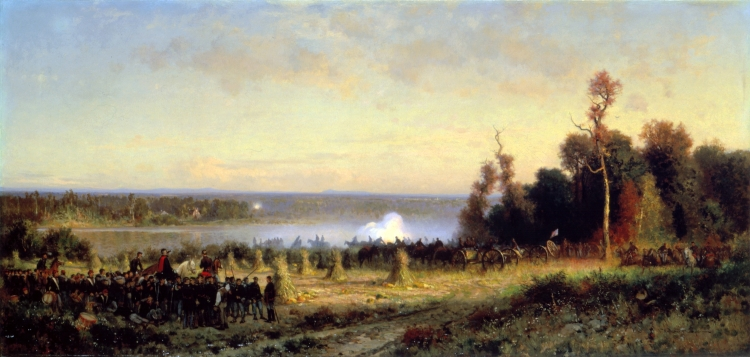 cannonading_on_the_potomac_by_alfred_w_thompson2c_c1869
