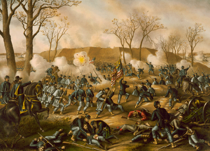 battle_of_fort_donelson