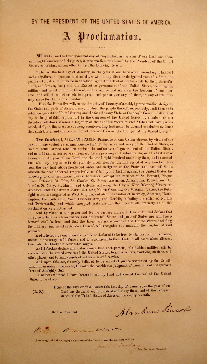 emancipation_proclamation_typeset_signed