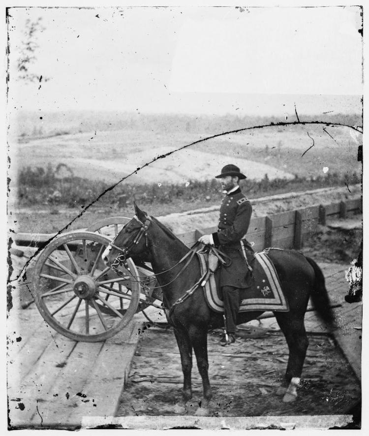 battle-of-atlanta-sherman-on-horseback-866x1024