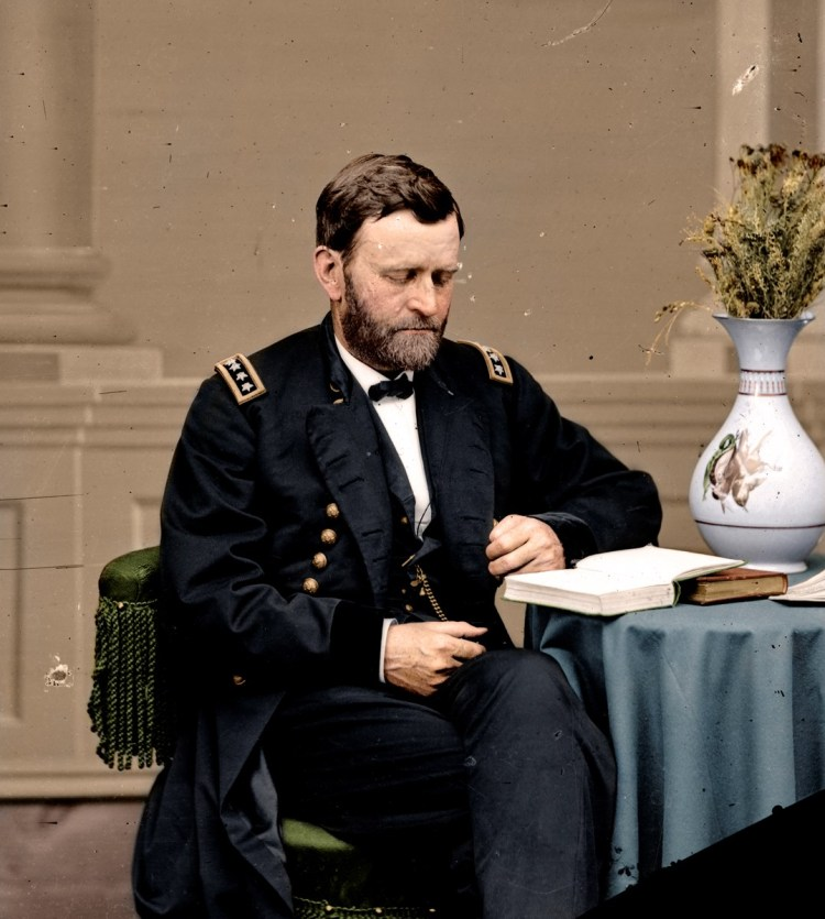 Ulysses-S-Grant-Reading